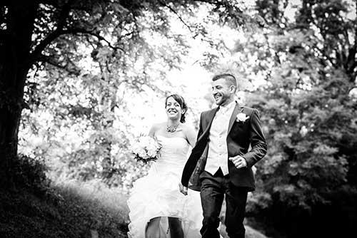photographe de mariage à saintes