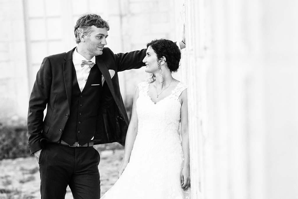 photo de couple à Rochefort