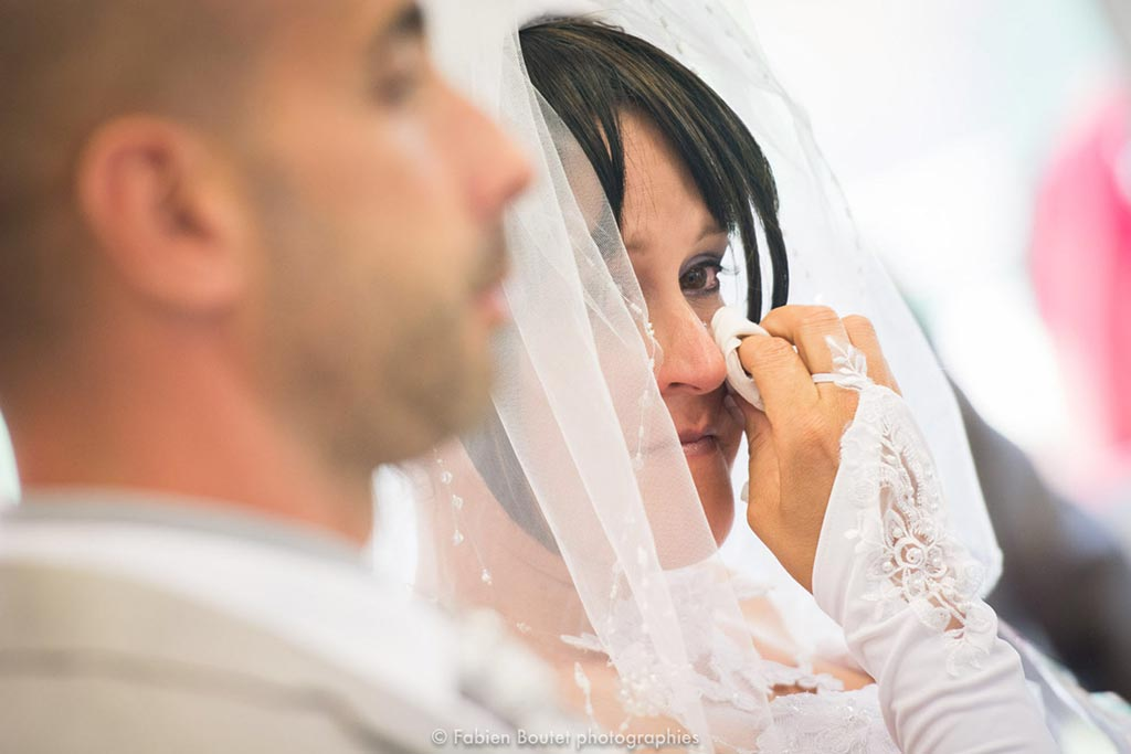 photo de mariage saintes
