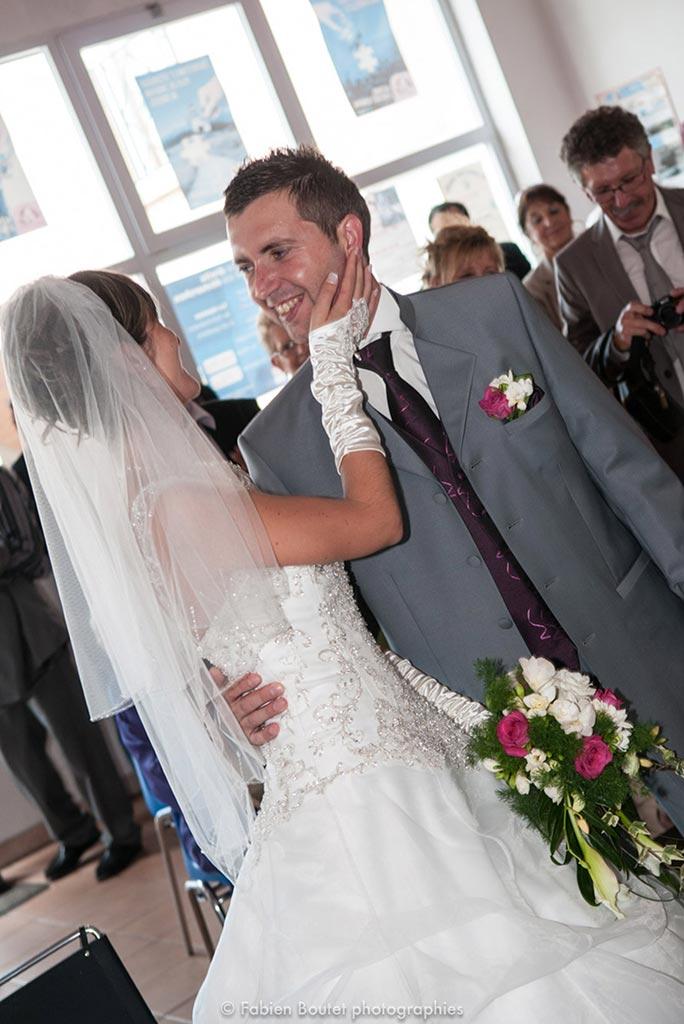 photo de mariage royan