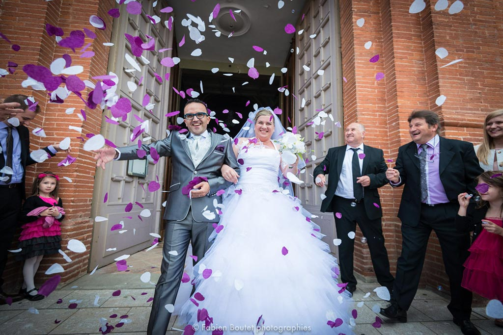 photo de mariage ariège