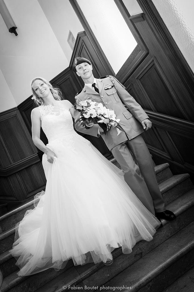 photo de mariage charente