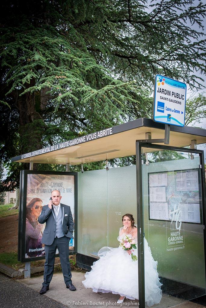 photographe mariage saint gaudens