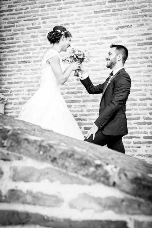 photo de mariés