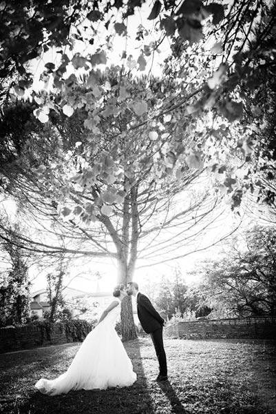 image de mariage dans les pyrénées