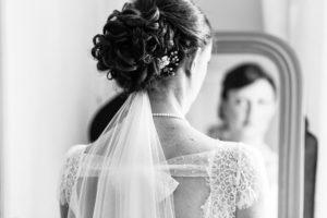 photo préparation mariage